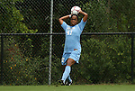 18 September 2009: North Carolina's Jessica McDonald. The University of North Carolina Tar Heels defeated the Louisiana State University Tigers 1-0 at Koskinen Stadium in Durham, North Carolina in an NCAA Division I Women's college soccer game.