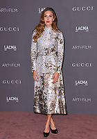 Elizabeth Chambers at the 2017 LACMA Art+Film Gala at the Los Angeles County Museum of Art, Los Angeles, USA 04 Nov. 2017<br /> Picture: Paul Smith/Featureflash/SilverHub 0208 004 5359 sales@silverhubmedia.com