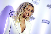 Rose Bertram attends Sports Illustrated Swimsuit 2017 Launch Event at Center415 Event Space on February 16, 2017 in New York City.