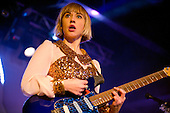 Jan 28, 2013: THE JOY FORMIDABLE - Solus Cardiff Wales UK