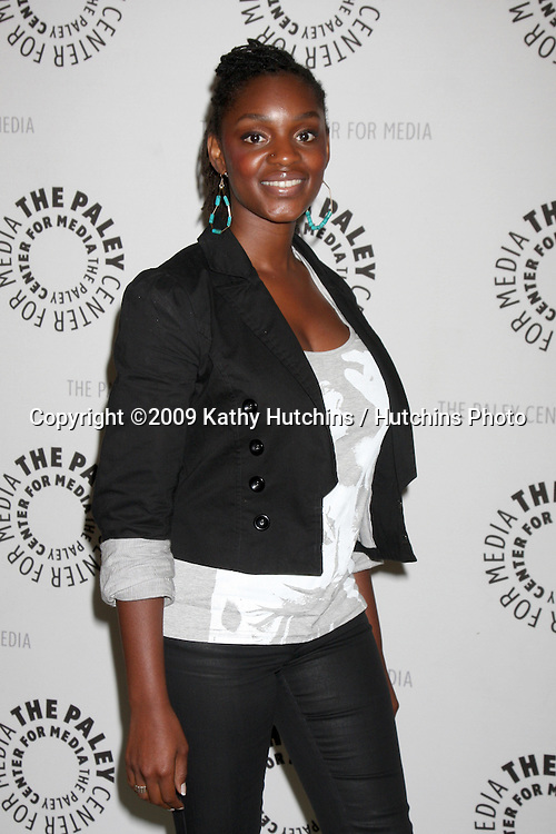 "Yaani King  arriving at the ""Saving Grace"" Event at the Paley Center for Media in Beverly Hills , CA on June 13, 2009.  .©2009 Kathy Hutchins / Hutchins Photo"