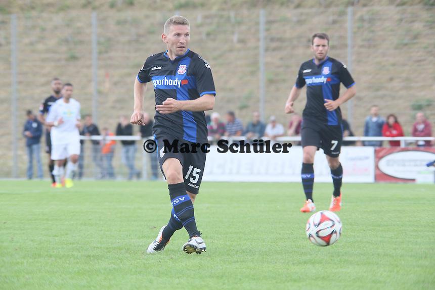 Alexander Huber (FSV) - VfB Ginsheim vs. FSV Frankfurt