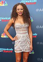 12 March 2018 - Pasadena, California - Mel B, Melania Brown. America&rsquo;s Got Talent Red Carpet Kickoff held at The Pasadena Civic Auditorium. <br /> CAP/ADM/FS<br /> &copy;FS/ADM/Capital Pictures