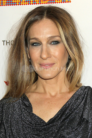 NEW YORK, NY - DECEMBER 5: Sarah Jessica Parker at the New 42nd Street Gala honoring the Australia Council For The Arts in celebration of The New Victory Theater Education Programs at The New Victory Theater in New York City. December 5, 2012. Credit: RW/MediaPunch Inc.