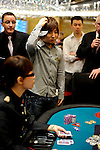 "Takashi Ogura is the ""bubble boy"" at the APPT Macau Main event tournament."