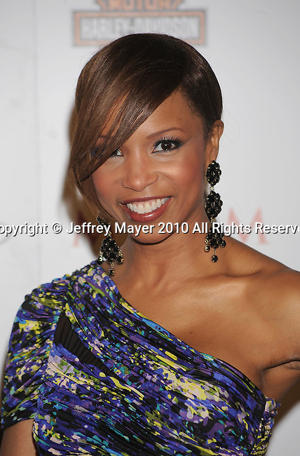 LOS ANGELES, CA. - May 19: Elise Neal arrives at the 11th Annual MAXIM HOT 100 Party at Paramount Studios on May 19, 2010 in Los Angeles, California.