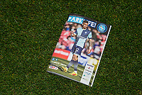 The Matchday Programme ahead of the Sky Bet League 2 match between Wycombe Wanderers and Plymouth Argyle at Adams Park, High Wycombe, England on 14 March 2017. Photo by Andy Rowland / PRiME Media Images.