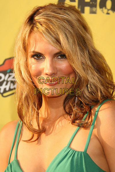"COURTNEY HANSEN.Spike TV's ""Guy Choice"" Awards held at Radford Studios, Studio City, California, USA..June 9th, 2007.headshot portrait .CAP/ADM/RE.©Russ Elliot/AdMedia/Capital Pictures"