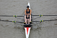 Crew: 308   CAB-DALRYMPLE    Cantabrigian Rowing Club    W Lwt 2x <br /> <br /> Pairs Head 2017<br /> <br /> To purchase this photo, or to see pricing information for Prints and Downloads, click the blue 'Add to Cart' button at the top-right of the page.