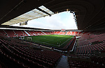 A general view of St Mary's Stadium home of Southampton FC - Barclays Premier League - Southampton vs Manchester City - St Mary's Stadium - Southampton - England - 30th November 2014 - Pic Robin Parker/Sportimage