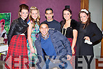 FASHION SHOW: Some of the models taking part in the Harvey Norman's Fashion Show in aid of the Palliative Care at the KGH at the Carlton hotel, Tralee on Friday l-r: Kayleigh O'Keeffe, Aimee Horgan, Jack Lobe, Roman Hickro, Hollie Lynch and Molly Twomey...