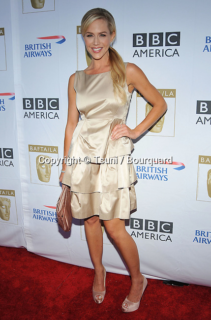 Julie Benz   -<br /> Bafta/LA Tea Party 2009 at the InterContinental in Century City.