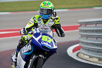 austin. tejas. USA. motociclismo<br /> GP in the circuit of the americas during the championship 2014<br /> 11-04-14<br /> En la imagen :<br /> Moto 3<br /> 57 ERIC GRANADO<br /> photocall3000 / rme