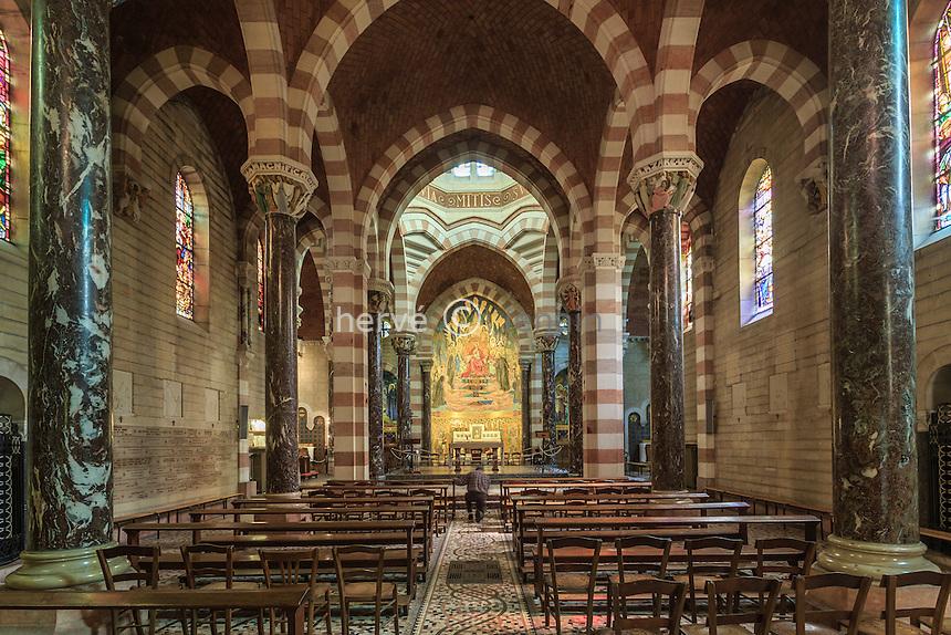 France, Saône-et-Loire (71), Paray-le-Monial, chapelle de la Colombière // France, Saone et Loire, Paray le Monial, Colombiere chapel