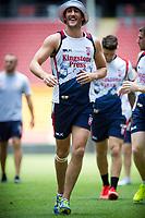 Rugby League World Cup.  Stefan Ratchford during England captain's run. Brisbane, Australia. 28 Nov 2017. Copyright photo: Patrick Hamilton / www.photosport.nz MANDATORY CREDIT/BYLINE : Patrick Hamilton/SWpix.com/PhotosportNZ