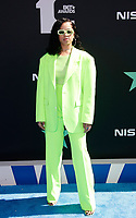LOS ANGELES, CALIFORNIA - JUNE 23: Ella Mai attends the 2019 BET Awards on June 23, 2019 in Los Angeles, California. Photo: imageSPACE/MediaPunch