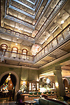 USA, New York, Manhattan, The Beekman Hotel https://www.thebeekman.com/