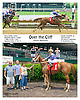 Over The Cliff winning at Delaware Park on 5/18/15