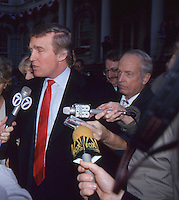 Donald Trump by Jonathan Green<br />