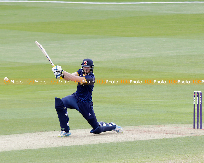 Paul Walter in batting action during Essex CCC 2nd XI vs Glamorgan CCC 2nd XI, Second XI T20 Cricket at the Essex County Ground on 23rd May 2016