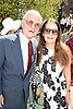 Chris Cerf and wife attends the Central Park Conservancy Hat Luncheon on May 2, 2018 in the Conservatory Garden in New York, New York, USA.<br /> <br /> photo by Robin Platzer/Twin Images<br />  <br /> phone number 212-935-0770