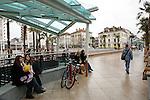20080109 - France - Aquitaine - Pau<br /> LA PLACE CLEMENCEAU AVEC SON PARKING SOUTERRAIN AU COEUR DU CENTRE PIETONNIER A PAU.<br /> Ref : PAU_069.jpg - © Philippe Noisette.