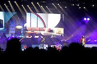SÃO PAULO, SP, 09.05.2015 - SHOW-SP - Show da dupla Jorge e Mateus no Espaço das Américas no bairro da Barra Funda região oeste de São Paulo na noite desta sexta-feira, 08. (Foto: Fernando Neves/ Brazil Photo Press)