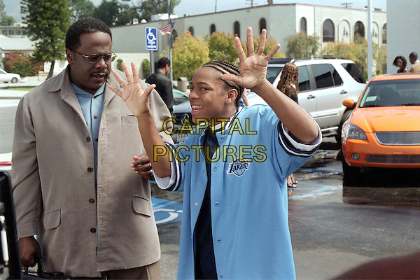 CEDRIC THE ENTERTAINER & BOW WOW.in Johnson Family Vacation.*Editorial Use Only*.www.capitalpictures.com.sales@capitalpictures.com.Supplied by Capital Pictures.