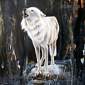 Sandi, REALISTIC ANIMALS, REALISTISCHE TIERE, ANIMALES REALISTICOS, paintings+++++,USSN70,#a#, EVERYDAY ,wolf,wolves ,puzzles