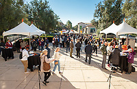 The Occidental College Department of Admission hosts Discover Occidental: Junior Open House for high school juniors and their families on Feb. 19, 2019. Guests could spend the day on campus for a comprehensive introduction to the college search process and had the opportunity to tour our campus, sit in on a class, participate in student and faculty-led panels, and attend college application and financial aid workshops.<br /> (Photo by Marc Campos, Occidental College Photographer)