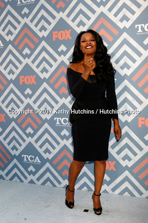 LOS ANGELES - AUG 8:  Keesha Sharp at the FOX TCA Summer 2017 Party at the Soho House on August 8, 2017 in West Hollywood, CA