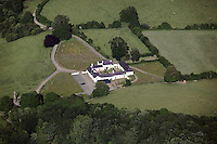 The property of Prince Charles and Camilla Duchess of Cornwall near the village of Myddfai.<br />