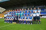 St Johnstone 2015-16 Photocall