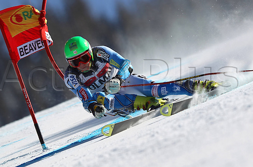 06.12.2011. Beaver Creek, USA. Ski Alpine FIS World Cup Giant slalom the men Picture shows Tommy Ford USA
