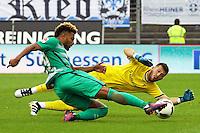 01.10.2016: SV Darmstadt 98 vs. SV Werder Bremen