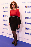 Singer Vicky Larraz attends the photocall of musical 'Ghost'. October 01, 2019. (ALTERPHOTOS/Johana Hernandez)