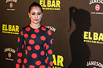 "Hiba Abouk attends the premiere of the film ""El bar"" at Callao Cinema in Madrid, Spain. March 22, 2017. (ALTERPHOTOS / Rodrigo Jimenez)"