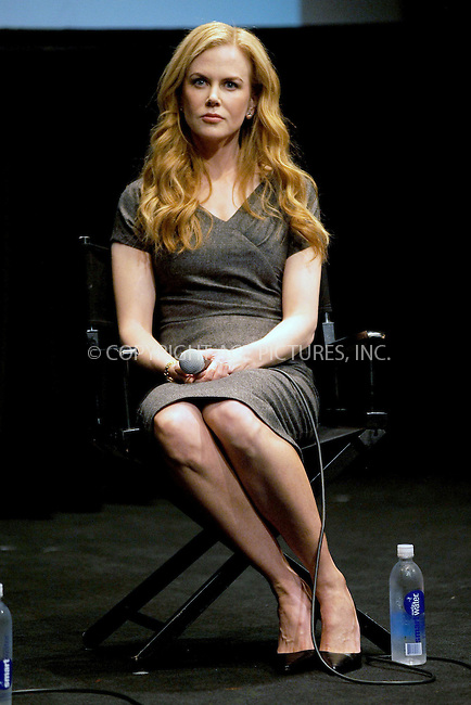 WWW.ACEPIXS.COM . . . . . .October 3, 2012...New York City....Nicole Kidman at Q&A for the NYFF screening of The Paperboy at Walter Reade Theater on October 3, 2012 in New York City. ....Please byline: KRISTIN CALLAHAN - WWW.ACEPIXS.COM.. . . . . . ..Ace Pictures, Inc: ..tel: (212) 243 8787 or (646) 769 0430..e-mail: info@acepixs.com..web: http://www.acepixs.com .