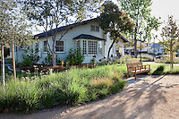 Glendale Heritage Garden, public park. Melinda Taylor, landscape architect.