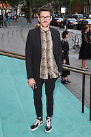 Henry Holland at the V&amp;A Summer Party at the Victoria and Albert Museum, London.<br /> June 22, 2016  London, UK<br /> Picture: Steve Vas / Featureflash