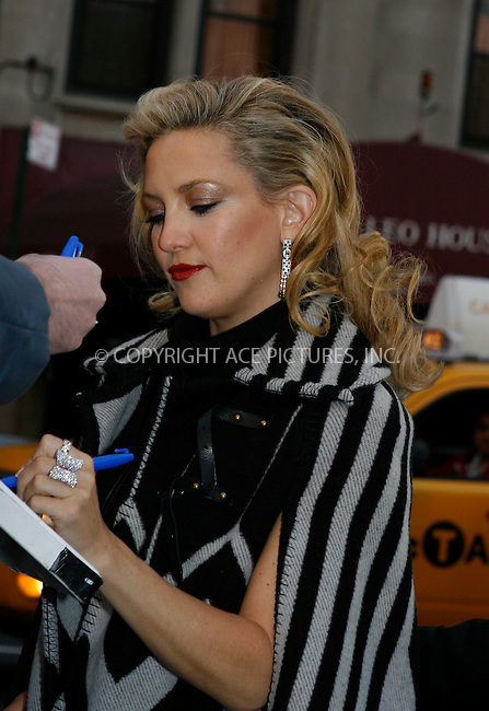 WWW.ACEPIXS.COM . . . . .  ....April 27 2010, New York City....Actress Kate Hudson  arriving at the premiere of 'The Killer Inside Me' during the 2010 Tribeca Film Festival at the School of Visual Arts Theater on April 27, 2010 in New York City.....Please byline: NANCY RIVERA- ACEPIXS.COM.... *** ***..Ace Pictures, Inc:  ..Tel: 646 769 0430..e-mail: info@acepixs.com..web: http://www.acepixs.com
