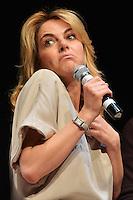 Claudia Gerini .Firenze 06/04/2013 Teatro del Sale.Rai Screenings 2013 Convegno Rai Cinema.Foto Andrea Staccioli Insidefoto