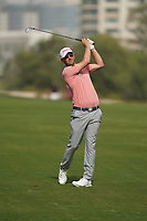 Bernd Wiesberger (AUT) in action during the second round of the Omega Dubai Desert Classic, Emirates Golf Club, Dubai, UAE. 25/01/2019<br /> Picture: Golffile | Phil Inglis<br /> <br /> <br /> All photo usage must carry mandatory copyright credit (© Golffile | Phil Inglis)