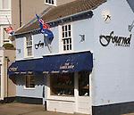 The Amber Shop, Aldeburgh, Suffolk, England