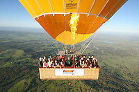 20150109 January 09 Hot Air Balloon Gold Coast