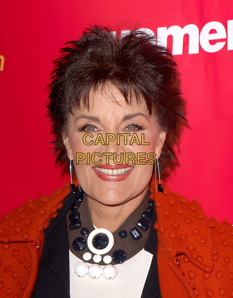 LINDA DANO.Attend Lifetime Television's 5th Annual Women Rock! Concert for the fight against breast cancer held at The Wiltern Theatre in Los Angeles, California, USA, September 28 2004..portrait headshot womenrock.Ref: DVS.www.capitalpictures.com.sales@capitalpictures.com.©Debbie VanStory/Capital Pictures .
