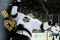 NHL 2014: Kings vs Bruins JAN 20
