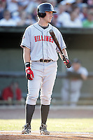 August 11, 2009: Tyler Stovall of the Billings Mustangs.The Mustangs are the Pioneer League affiliate for the Cincinnati Reds. Photo by: Chris Proctor/Four Seam Images