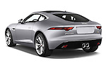 Car pictures of rear three quarter view of a 2015 Jaguar F-Type S 3 Door Coupe 2WD Angular Rear