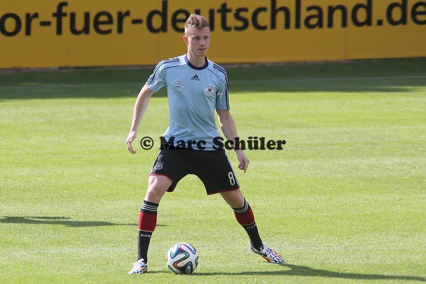 Yannick Gerhardt (u20) - Testspiel der Deutschen Nationalmannschaft gegen die U20 zur WM-Vorbereitung in St. Martin